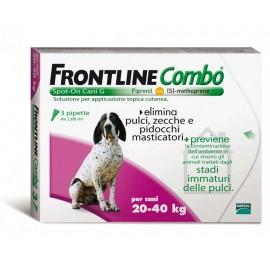 FRONTLINE COMBO 3P 2,68 20-40KG