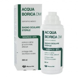 ACQUA BORICA BGN OCUL STE500 VIT