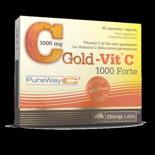 GOLD VIT C 1000 FORTE 30CPS
