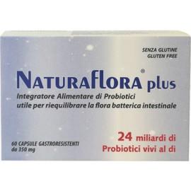 NATURAFLORA PLUS 60CPS GASTROR