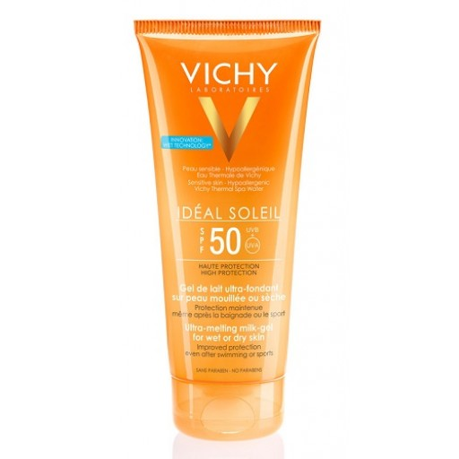 IDEAL SOLEIL GEL WET CRP SPF50